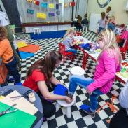 Brezplačne otroške delavnice
