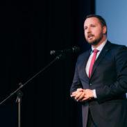 Jan Škoberne, državni sekretar Ministrstva za kulturo