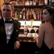 B25_39456_RC2James Bond (Daniel Craig) and Paloma (Ana de Armas) inNO TIME TO DIE an EON Productions and Metro Goldwyn Mayer Studios filmCredit: Nicola Dove© 2020 DANJAQ, LLC AND MGM.  ALL RIGHTS RESERVED.