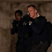 B25_20666_RC2James Bond (Daniel Craig) and Nomi (Lashana Lynch) work together in NO TIME TO DIE, a DANJAQ and Metro Goldwyn Mayer Pictures film.Credit: Nicola Dove© 2019 DANJAQ, LLC AND MGM.  ALL RIGHTS RESERVED.