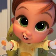 Tina Templeton (Amy Sedaris) in DreamWorks Animation's The Boss Baby: Family Business, directed by Tom McGrath.